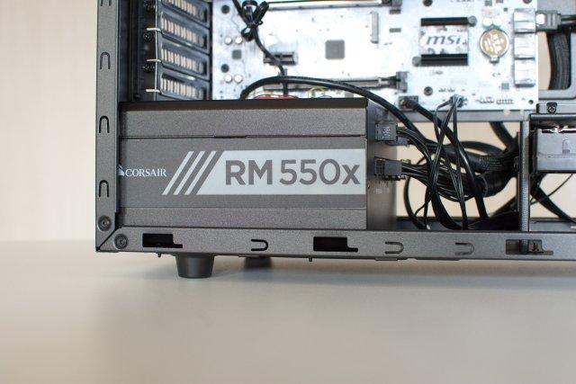 RM550X dans le N200
